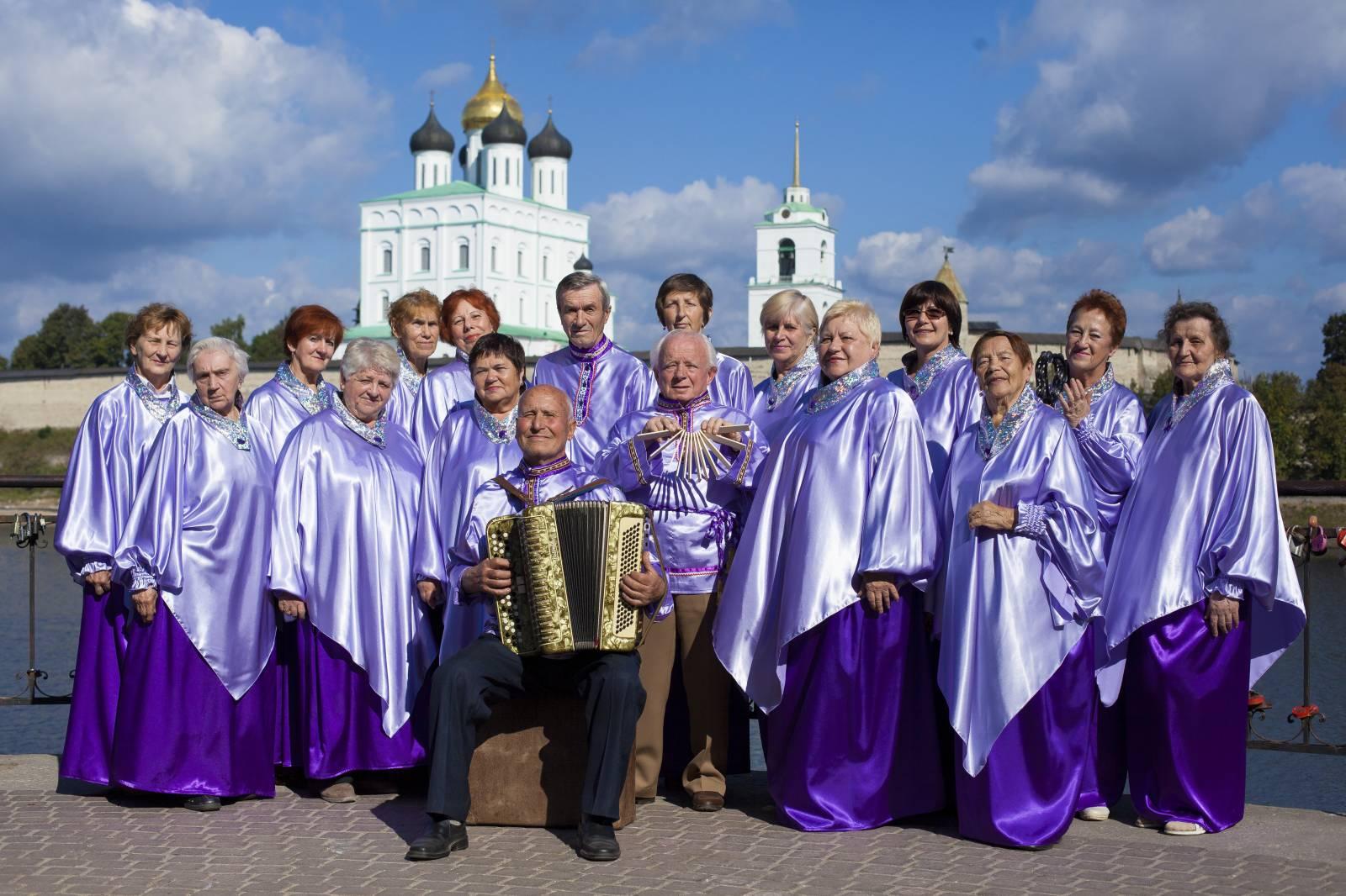 Золотые годы золотой век церковь Божья Псков
