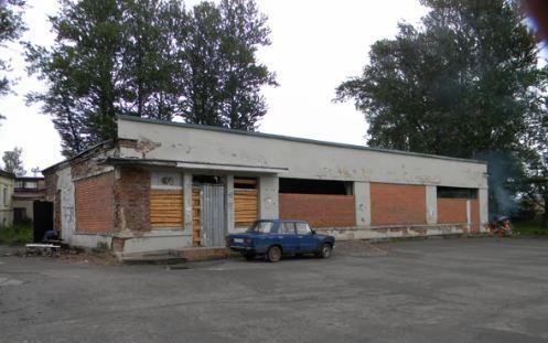 Восстановление здания для церкви