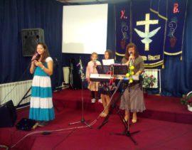 """2 октября в """"Церкви Христа"""" состоялся Праздник Жатвы"""