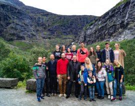 #untd4 Норвегия